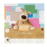 Paper Set Boofle Dog