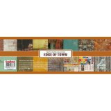Scrapbooking Paper Set Edge of Town