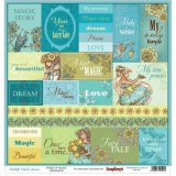 Scrapbooking Paper Waldfee Cards