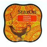 StazOn Midi Pumkin orange